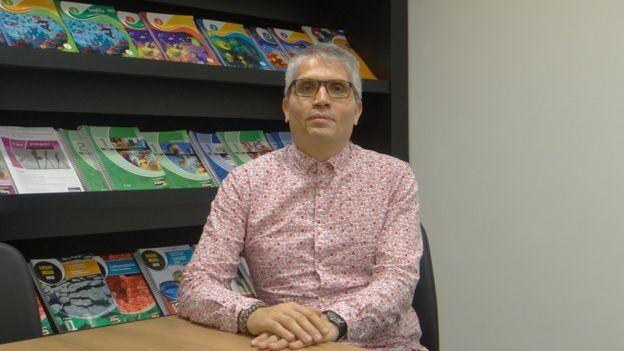 Coordenador-geral do Colégio Etapa diz que, para aceitar os estudantes, muitas universidades estrangeiras exigem que eles tenham sido aprovados em alguma instituição de seu país (Foto: Divulgação/Via BBC Brasil)