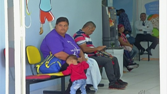 Fechamento do PS infantil de Poá provoca superlotação em unidade de Suzano