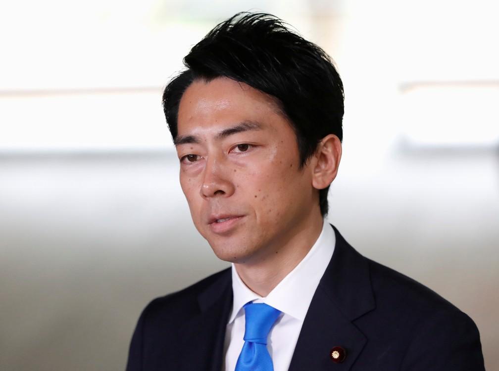 Shinjiro Koizumi. — Foto: Issei Kato/Reuters