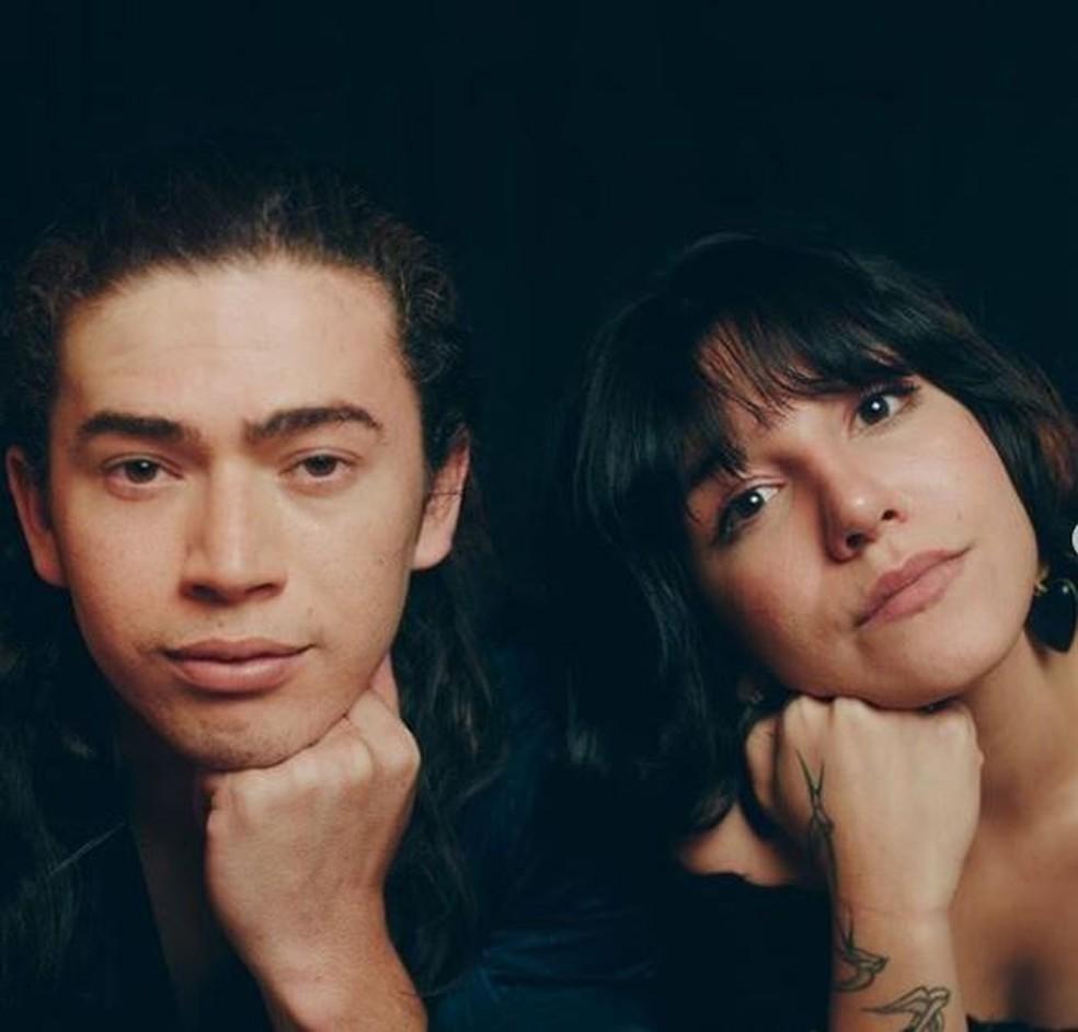 Whindersson Nunes e Priscilla Alcantara lançam 'Girassol' — Foto: reprodução/Instagram/Whindersson Nunes
