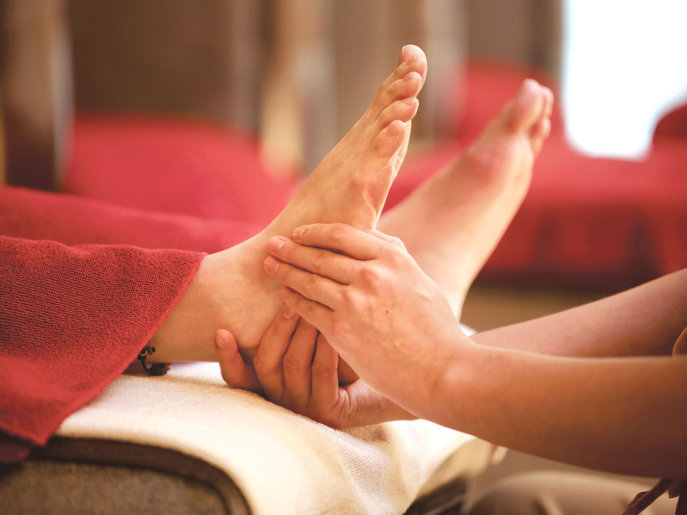 Spé, o Spa do Pé: podologia e massagens com 20% de desconto
