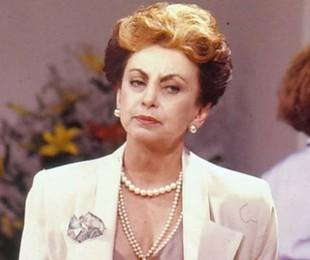 Beatriz Segall em 'Vale tudo' | Arquivo