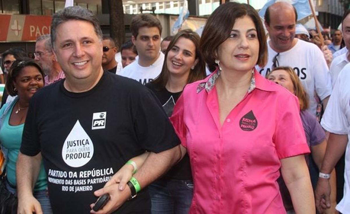 TSE nega pedido de habeas corpus aos ex-governadores do RJ Garotinho e Rosinha