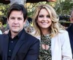 Murilo Benício e Cláudia Abreu | TV Globo