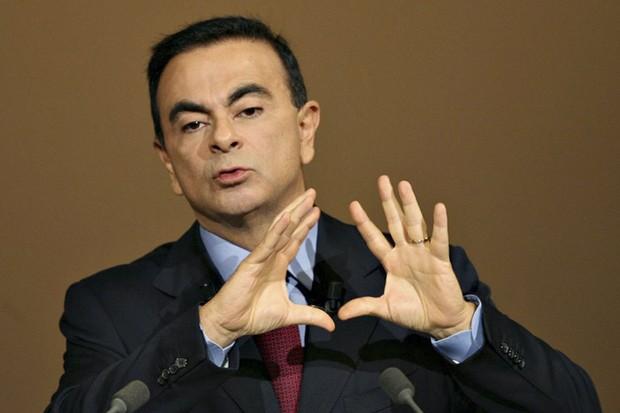 Carlos Ghosn (Foto: Agência AFP)