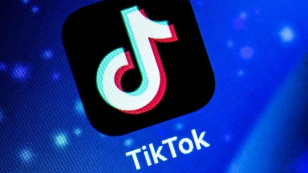Popular rede social TikTok sofre pressão nos EUA — Foto: Getty via BBC