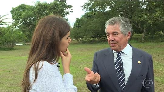 Marco Aurélio critica inquérito sobre ataques a ministros do STF