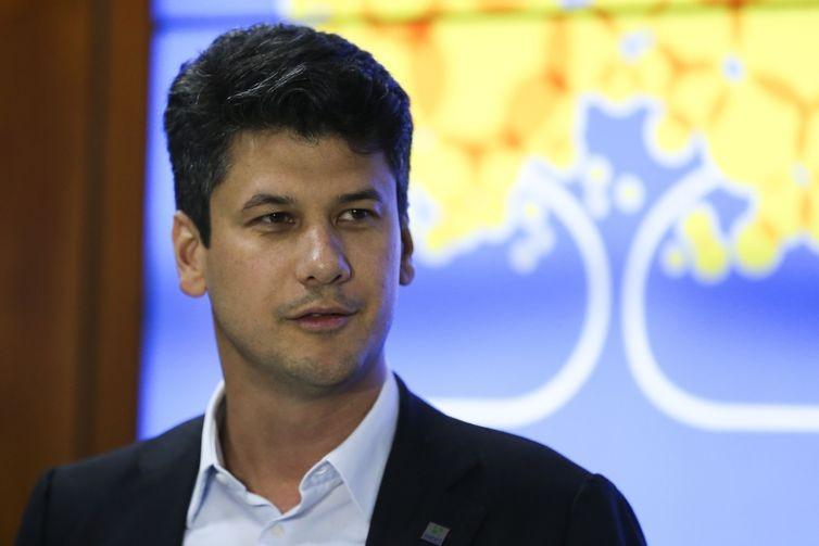 O presidente do BNDES, Gustavo Montezano  (Foto: José Cruz/Arquivo/Agência Brasil)