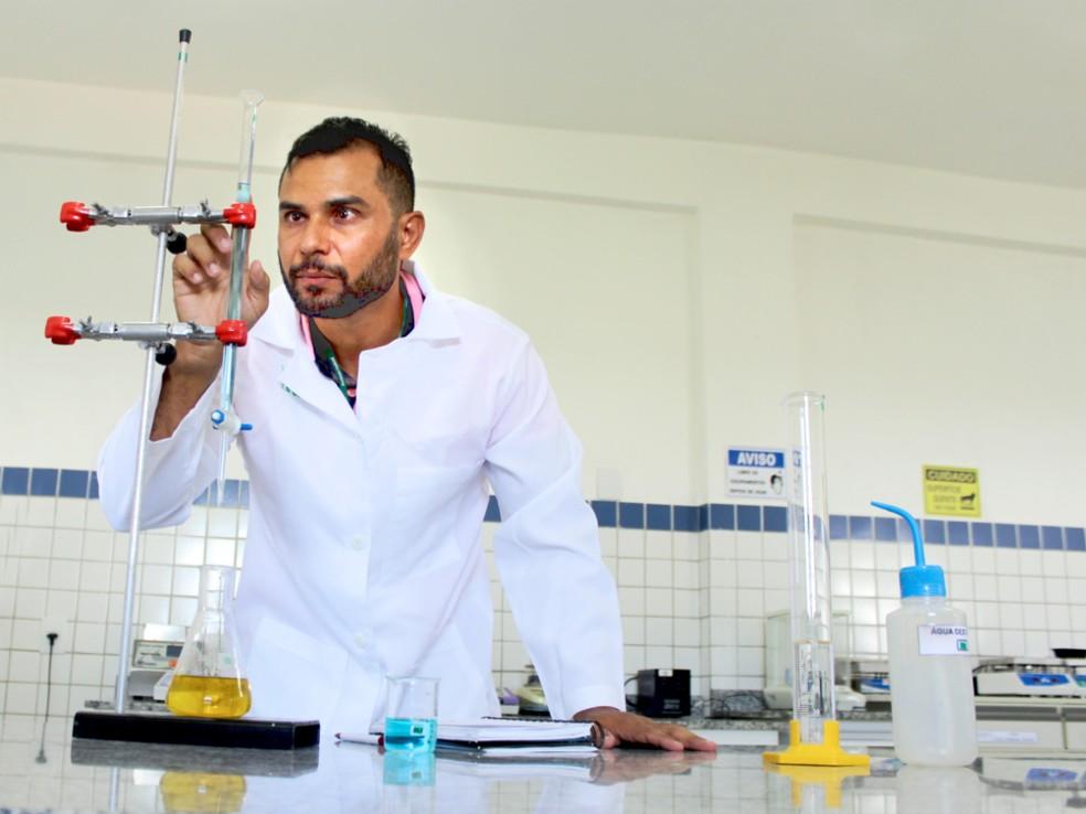 Professor do IFRN desenvolve iogurte em pó e destaca vantagens — Foto: Divulgação