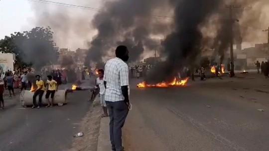 Foto: (RASD Sudan Network/Reuters)