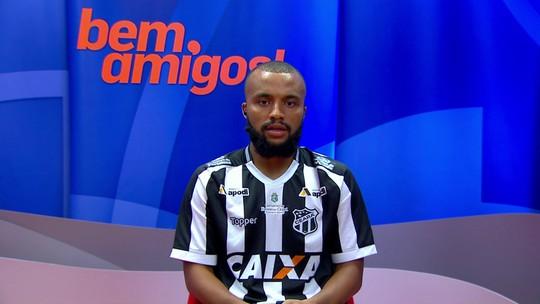 """Samuel Xavier conta com Castelão cheio para vencer o Paraná: """"A torcida tem feito a diferença"""""""