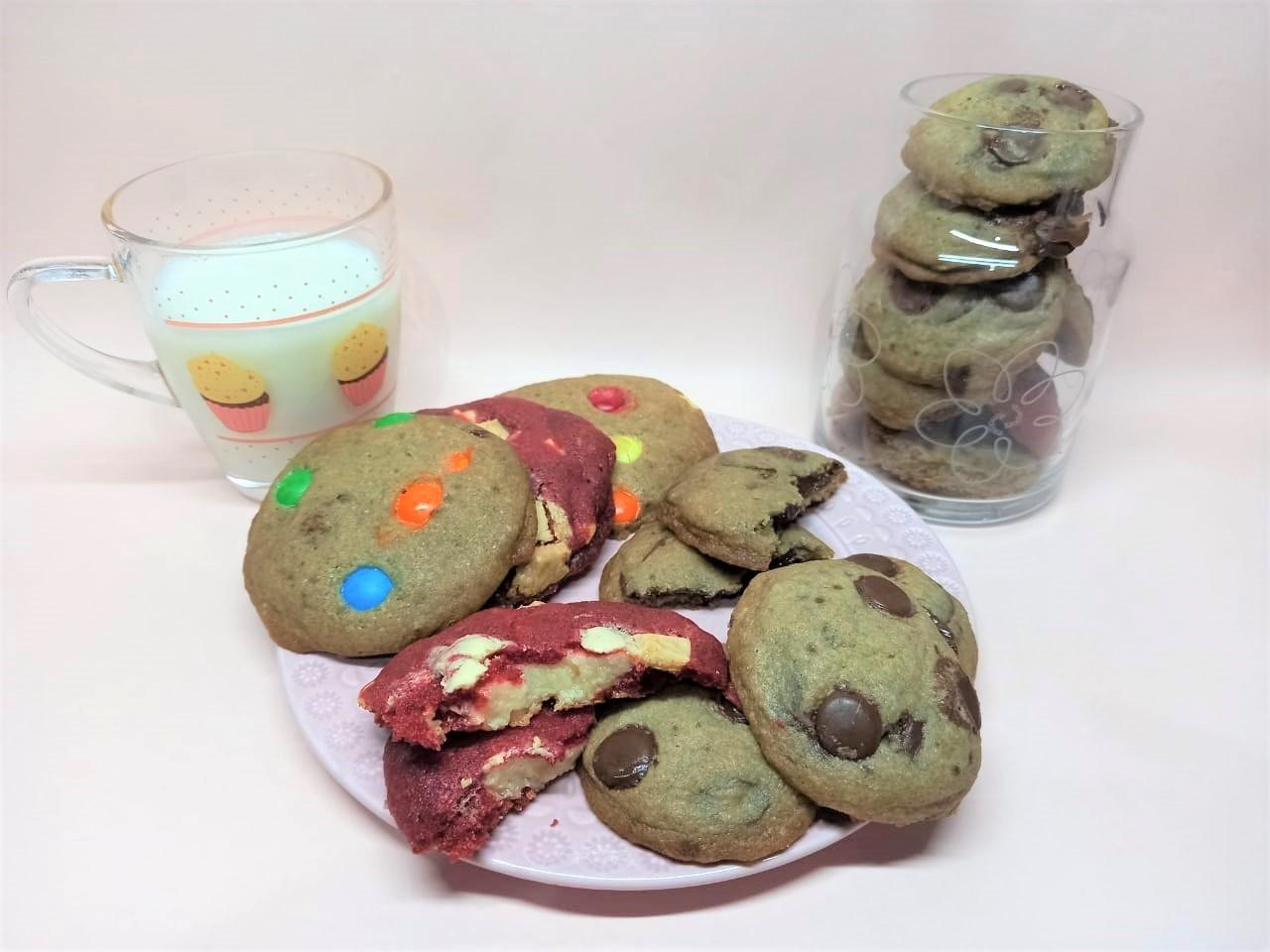 Confeiteira ensina a fazer cookies crocantes e perfeitos em casa; veja