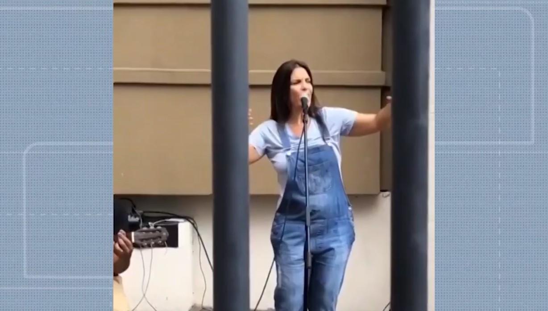 Fãs de Ivete Sangalo dizem estar ansiosos por 'live' da cantora: 'Vai ser carnaval fora de época'