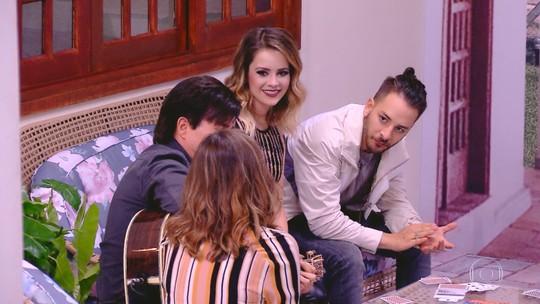 Xororó e Noely relembram separação de Sandy & Junior: 'Fomos pegos de surpresa'