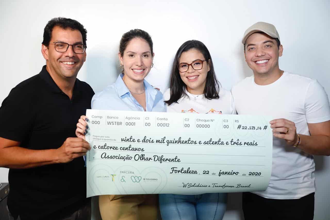 Projeto do AC é escolhido para representar região Norte e ganha mais de R$ 20 mil em ação de Wesley Safadão
