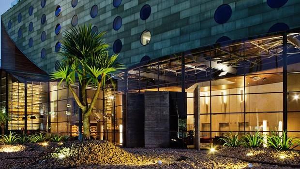 Hotel Unique, hotel no Jardim Paulista, em São Paulo (Foto: Divulgação )