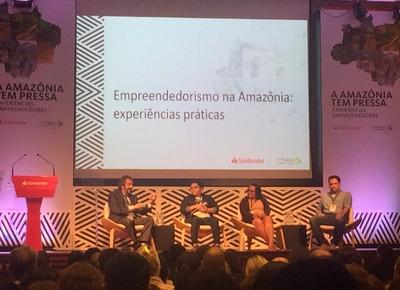 amazonia-empreendedorismo-palestra (Foto: Mariane Reghin)