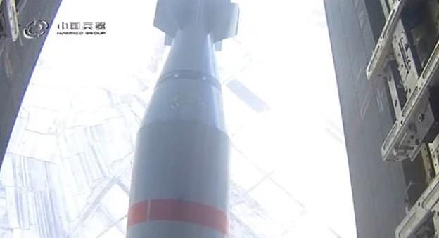 Lançamento da bomba de avião (Foto: Divulgação)