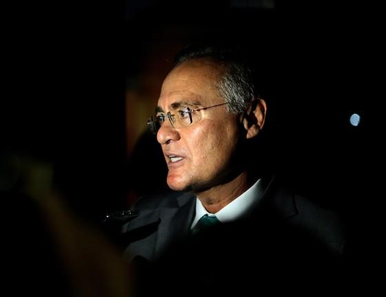 José Renan Vasconcelos Calheiros (Foto: Jorge William /Agência O Globo)