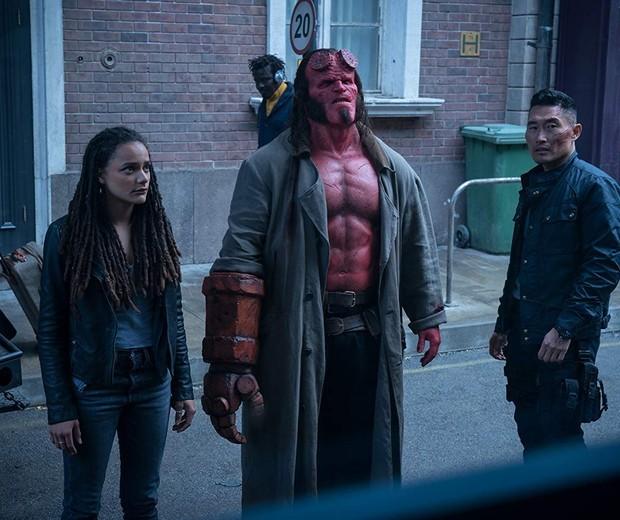 Hellboy estreia no Brasil em abril de 2019 (Foto: Divulgação/Lionsgate)