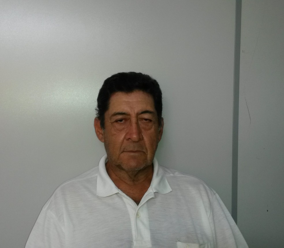 Marcos Antônio Bernadino, secretário de obras, também foi preso (Foto: Prefeitura de Jangada/Divulgação)