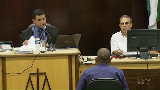 Acusados de matar ex-secretário de Maringá se calam diante da promotoria