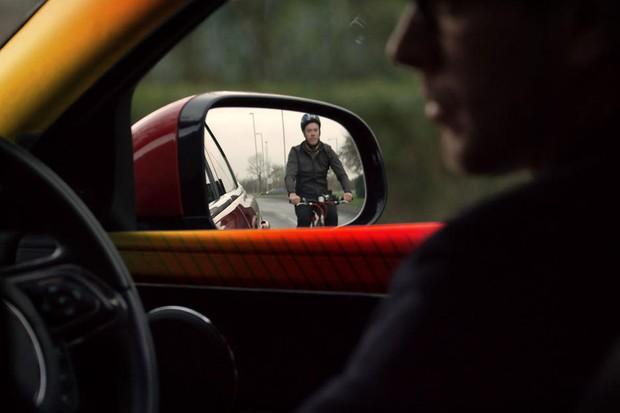Jaguar Land Rover Bike Sense (Foto: Divulgação)