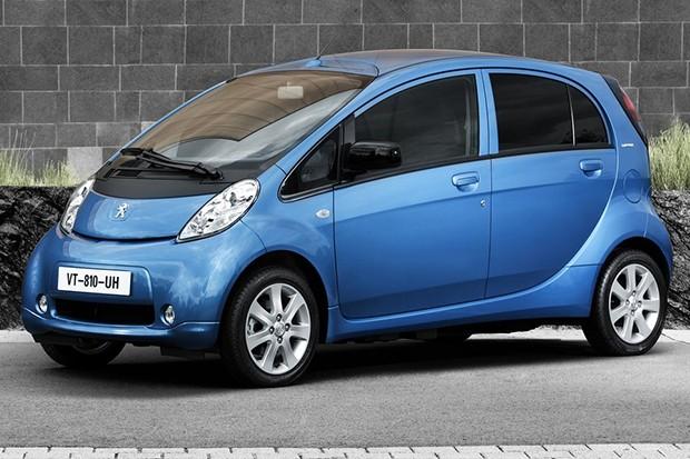 iON é o carro urbano da Peugeot (Foto: Divulgação)