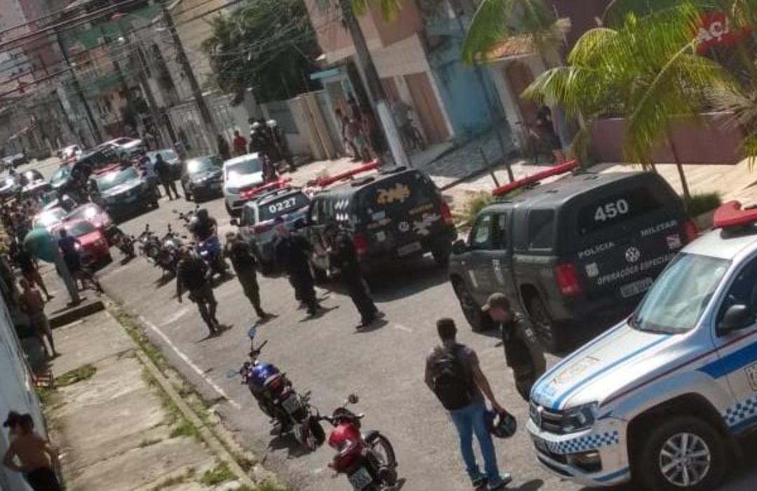 Casal é feito refém no bairro da Cidade Velha, em Belém; veja vídeo - Notícias - Plantão Diário