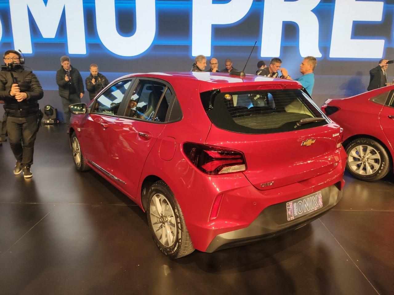 Chevrolet revela nova geração de Onix e Onix Plus, que substitui o Prisma - Notícias - Plantão Diário