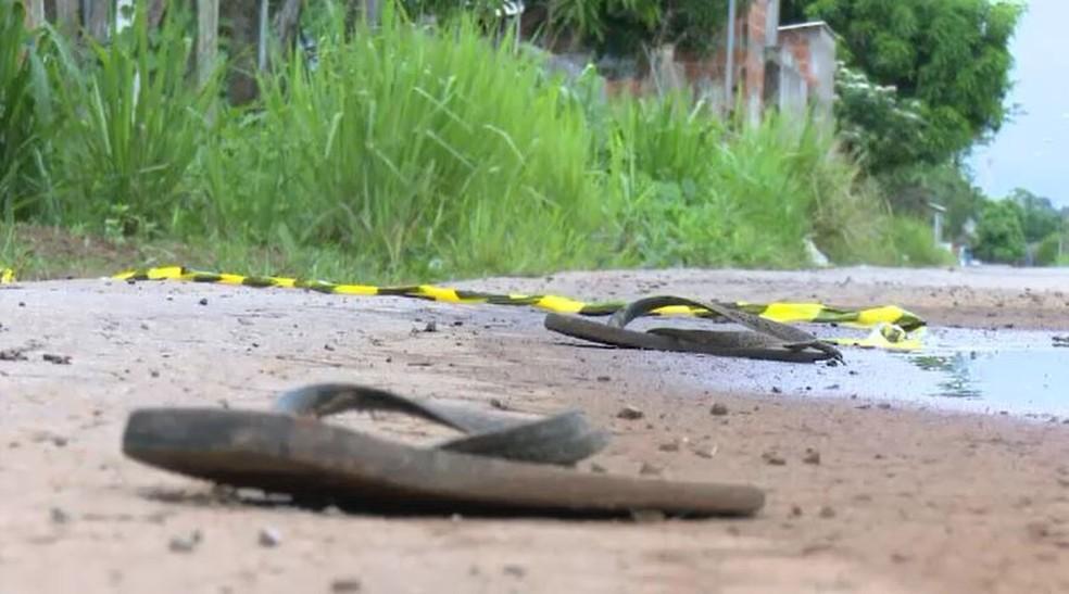 Estudo aponta que armas de fogo mataram 329 jovens, entre os anos de 1997 e 2016, no Acre — Foto: Reprodução/Rede Amazônica Acre