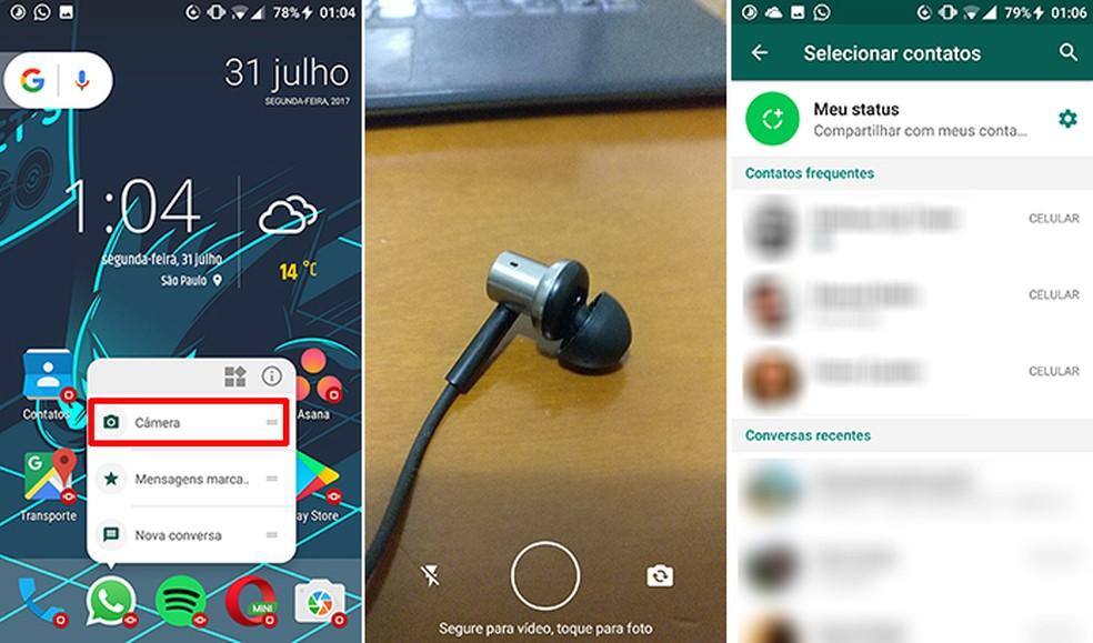 Whatsapp Beta Ganha Atalho De Conversas E Favoritos No
