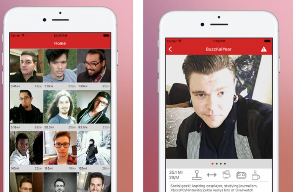 Cuddli é aplicativo de paquera destinado ao público geek (Foto: Divulgação/Cuddli)
