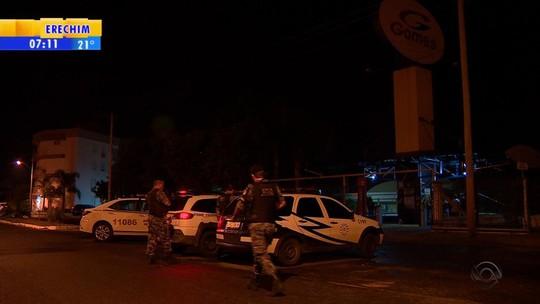 Caixa eletrônico é explodido dentro de supermercado em Santo Antônio da Patrulha