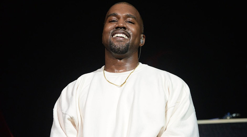 O rapper e empresário Kanye West (Foto: Scott Dudelson/FilmMagic/Getty Images)