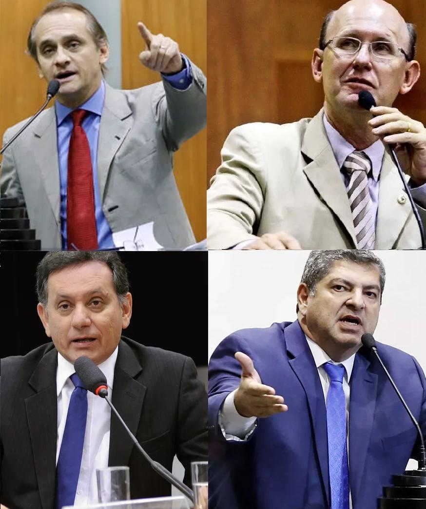 PF investiga caixa 2 de campanha de dois deputados e ex-deputados de MT citados em delação