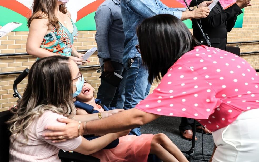 CER IV atende pessoas com deficiência visual, física, auditiva e intelectual, incluindo TEA — Foto: Divulgação/SES