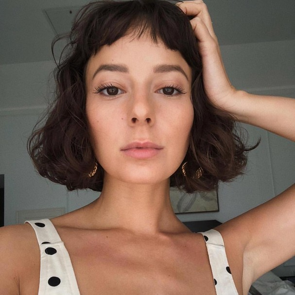 15 cabelos curtinhos para quando você precisa de um novo começo (Foto: Reprodução/Instagram)