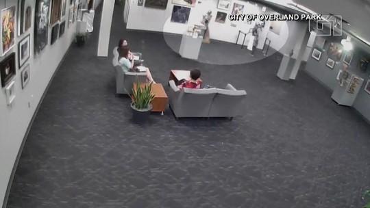 Criança derruba estátua em centro comunitário nos EUA e pais recebem cobrança de milhares de dólares