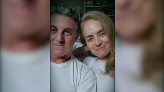 Luciano Huck e Angélica postam vídeo agradecem pela recuperação do filho após alta
