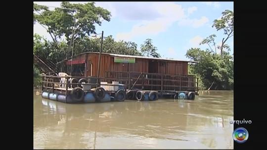 Imóveis flutuantes instalados às margens do Rio Grande serão fiscalizados pela União