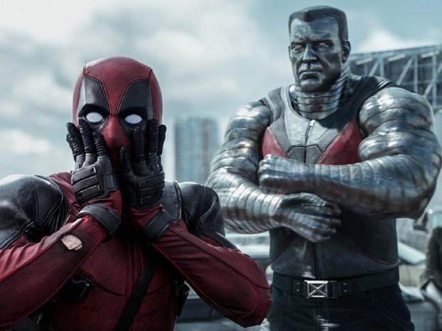 'Deadpool' se sai muito bem ao adaptar o estilo paródia autoconsciente dos quadrinhos do personagem (Foto: Divulgação)