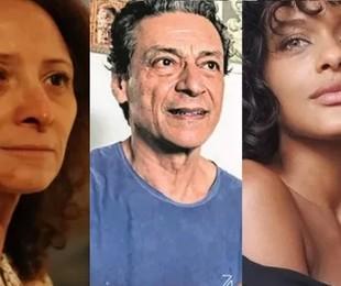 Marcélia Cartaxo, Luiz Carlos Vasconcelos e Thainá Duarte farão 'Cangaço novo'   Divulgação, Acervo pessoal e Instagram