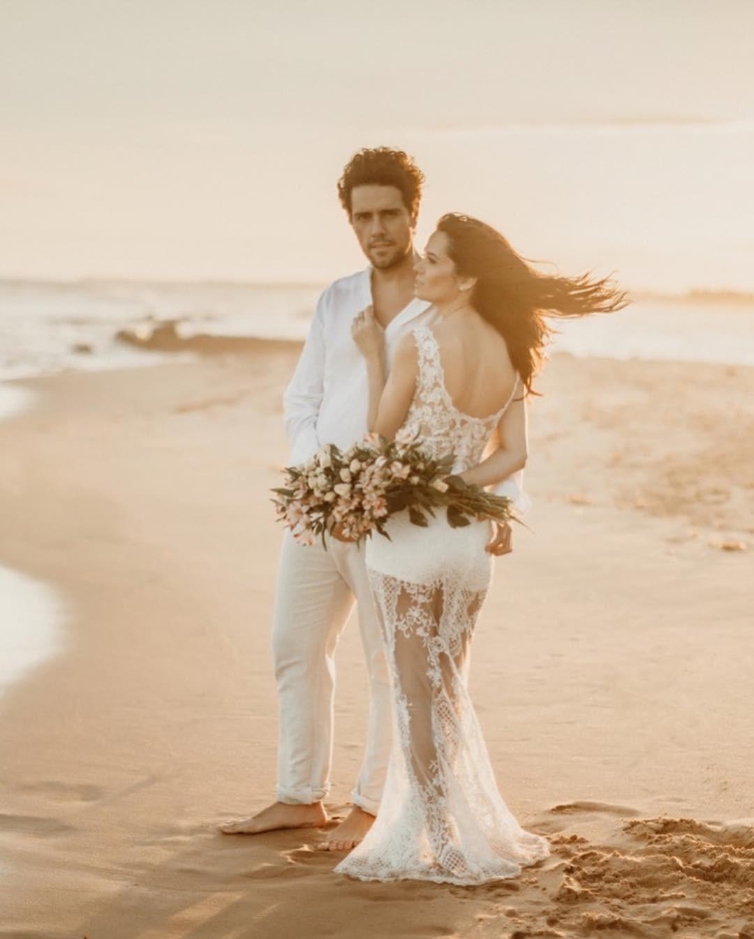 Ex de Paula Fernandes se casa com empresária na Bahia (Foto: Reprodução / Instagram)
