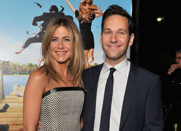 Jennifer Aniston e Paul Rudd (Foto: Getty Images)