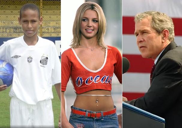 Como era o mundo em 2002 (Foto: Reprodução)