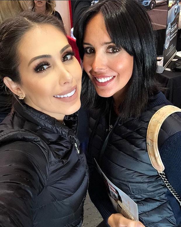 Bella Falconi e Suzana Gullo (Foto: Reprodução / Instagram)