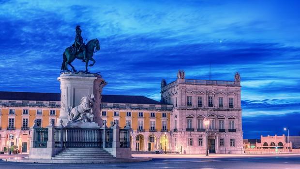Lisboa - Portugal (Foto: Thinkstock)