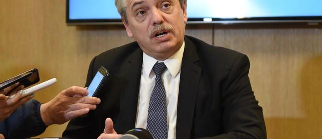 Alberto Fernández é o candidato a presidente na chapa do kirchnerismo