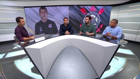 Comentaristas analisam Osmar Loss no comando do Corinthians e renovação de técnicos no Brasil